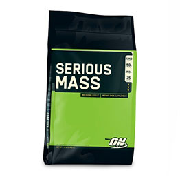Serious Mass Gainer ON
